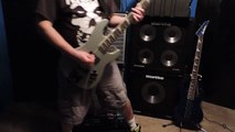 Black Sabbath Neon Knights Bass Cover w/ David Ellefson Signature bass Guitar