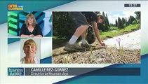 Mountain Days: une initiative de ramassage de déchets en montagne: Camille Rey-Gorrez (3/6) – 14/06