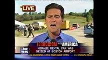 11:30 am EST September 12, 2001 Fox News broadcast