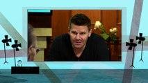 David Boreanaz - Sneak Peek | David Boreanaz | Larry King Now Ora TV