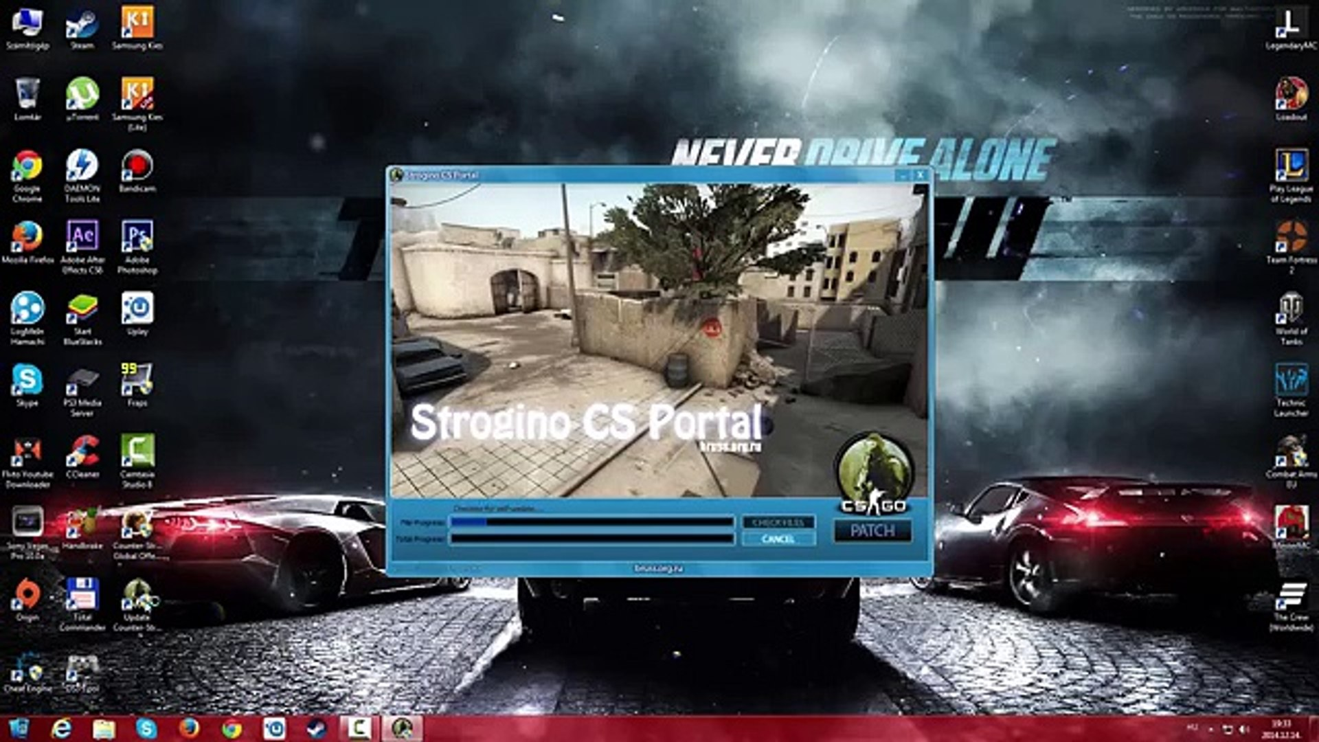 How To Download Counter Strike Global Offensive With Multiplayer For FREE  ON PC!