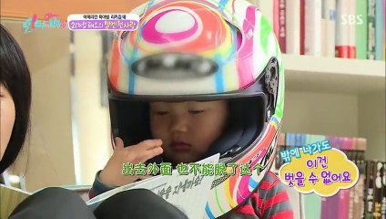 Oh My Baby 20150103 Ep46 泰吳痴迷摩托車頭盔 覃律見Secret Part 1