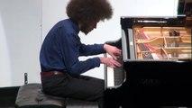Liam Wooding - Debussy, Reflets dans l'eau