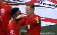 2-3 Wayne Rooney Goal - Slovenia vs England 14.06.2015