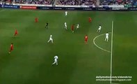 1-1 Jack Wilshere Amazing Goal - Slovenia vs England 14.06.2015
