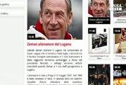Ufficiale: Zeman e' il nuovo allenatore del Lugano