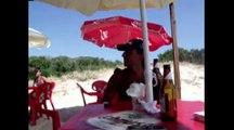 BEACH VOLLEY FREESTYLE IN GEREMEAS BEACH