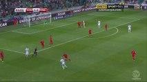 Pecnik Goal 2:2 | Slovenia v England 14.06.2015
