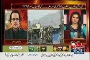Live With Dr. Shahid Masood (Operation Zarb e Azb Ka Akhri Marhala Kia Kamyab Hoga??) – 14th June 2015