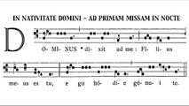Introitus - Dominus dixit ad me