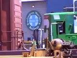 Railfanning Commerce- BNSF, Amtrak, Metrolink action friendly engineers!