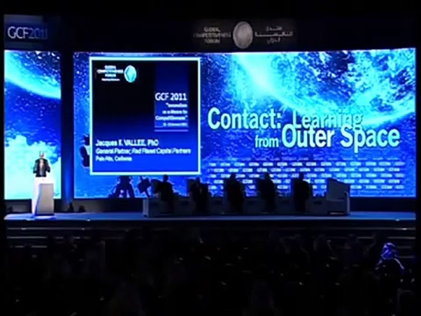 Jacques Vallee Contact Learning From Outer Space