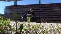 Custom Harley Davidson VROD by Moto91