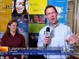 KPIX segment about Bay Area Science Festival