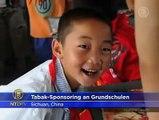 Tabak-Sponsoring an 69 Grundschulen in China