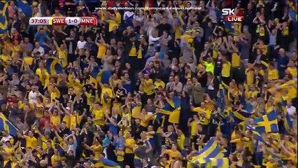 All Goals _ Sweden 3-1 Montenegro 14.06.2015 HD