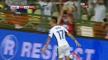 All Goals _ Slovakia 2-1 FYR Macedonia 14.06.2015 HD