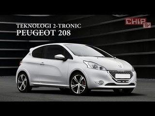 Smart Car: Peugeot 208 dan Teknologi 2 Tronic
