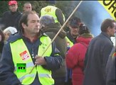 France Unrest: Street battles in Lyon, blocked Marseille airport, protests in Paris
