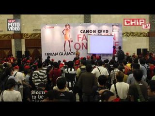 Canon-CFVD Fashion on Stage Photo Competition 2013 Jakarta