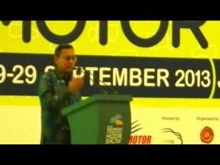 Jawaban Wapres Boediono Atas Surat dari Jokowi