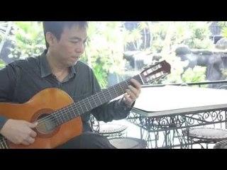 Penampilan Kak Jubing, Gitaris Indonesia