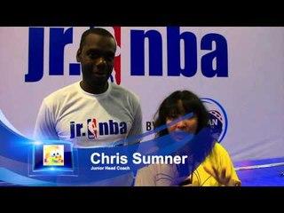 Junior NBA National Training Camp Indonesia 2014