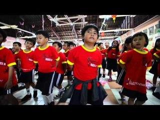 Bobo Goes To School SD Rici II Pondok Aren