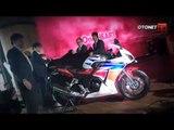 Launching Honda CBR 250 R
