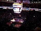 Match NBA Celtics Hymne Américain