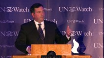 Canadian Minister Jason Kenney on Iran's torturer-in-chief at UN