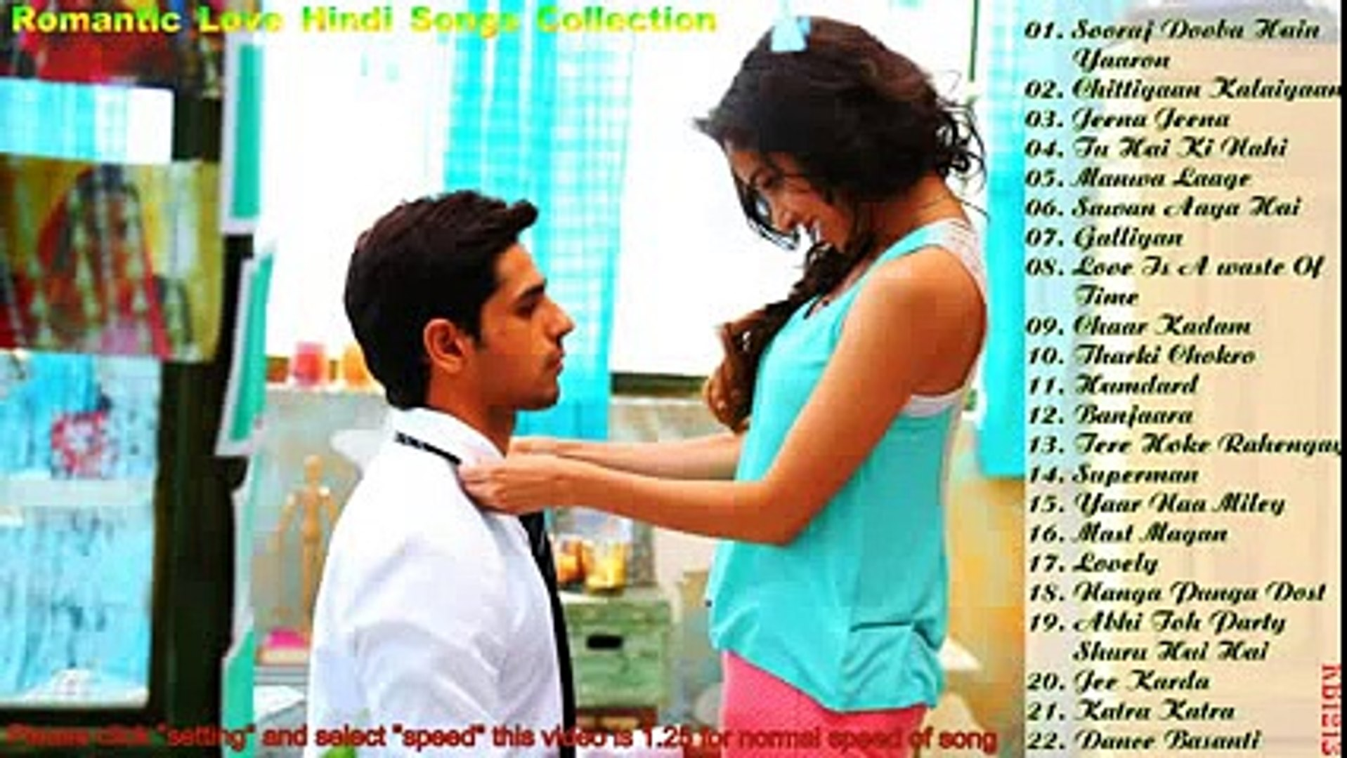 Hindi song romantic Best Romantic