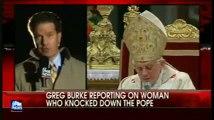 Pope,s Attack Staged for a Massive PR Campaign Scam  Pope Benedict XVI
