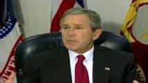 CNN: 2001, President George W. Bush 'Bin Laden, Wanted dead or alive'
