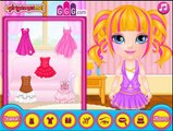 Hairstyles in the mango style! Developing a cartoon for girls! Children's cartoon!