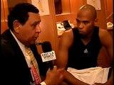 Taj Gibson - Leonard Washington Interviews USC Baketball 2008