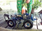 Traxxas Tmaxx 3.3 with blower (OK SUPERCHARGER)