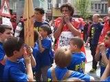 marche contre l'échec, l'exclusion et le décrochage scolaire - 1er mai 2009 - Bruxelles