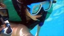 Snorkeling, Coron Island, Palawan, Philippines