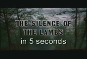 (GuyWithGlasses) Silence of the Lambs in 5 Seconds