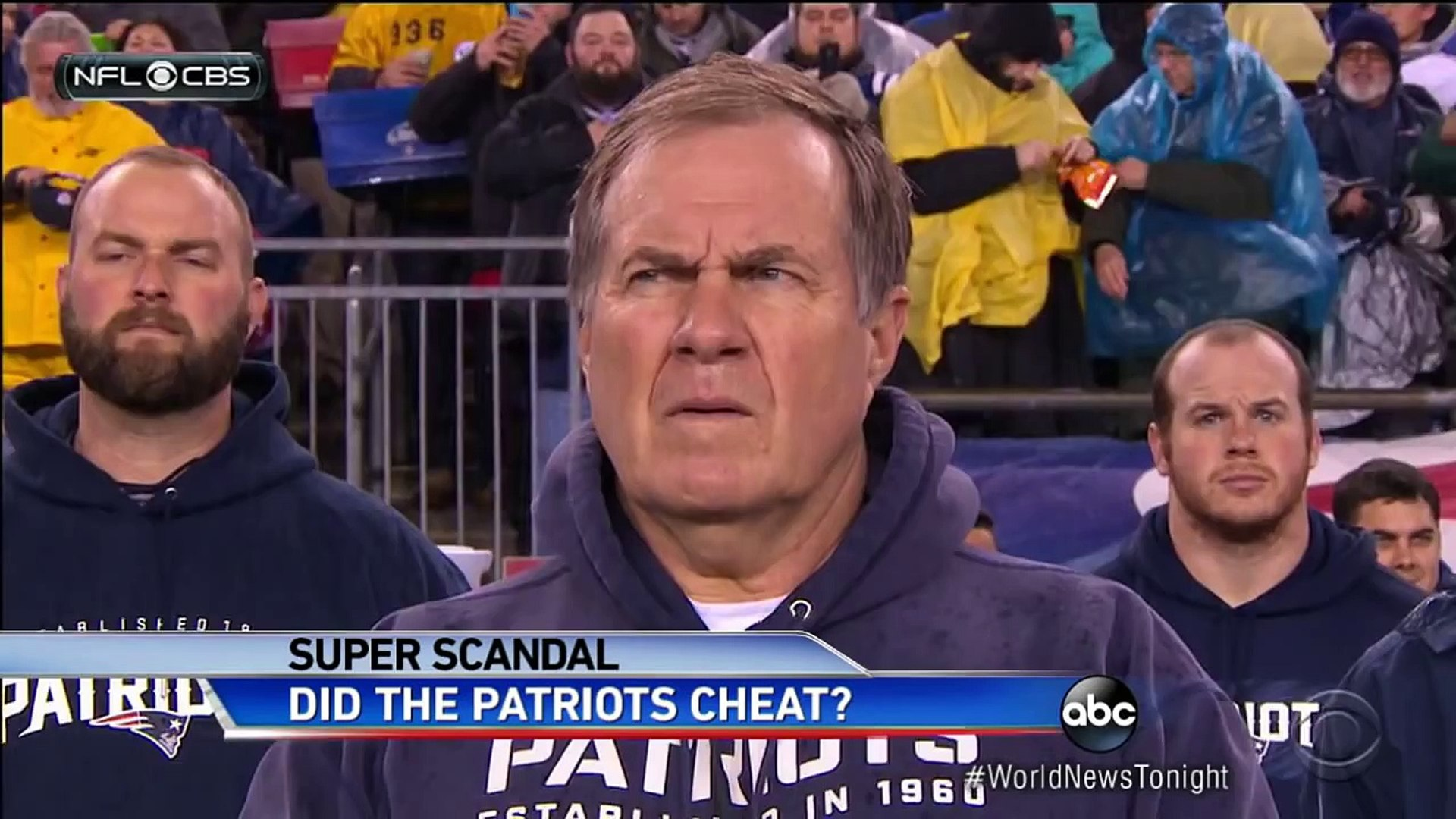 Pressure on the New England Patriots Over Under-Inflated Footballs