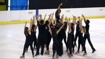 Ballet sur glace CSG Colombes France