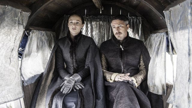 [Drama, Sci-Fi & Fantasy ]... Game of Thrones [S5E1] : The Wars to Come promo this week,