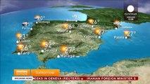 """euronews: """"meteo europe"""" theme"""
