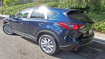 Car Tech - 2015 Mazda CX-5 Grand Touring FWD