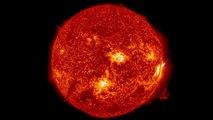 COMET JACQUES EFFECTING SOLAR MAGNETICS.