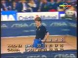andrzej grubba jan ove waldner masters table tennis 1989