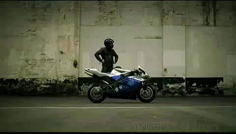 Yamaha Perspective Commercial