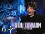 Coraline - Exclusive: Neil Gaiman Interview