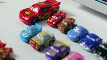 DISNEY CARS TRANSFORMING RACETRACK WITH MICRO DRIFTERS